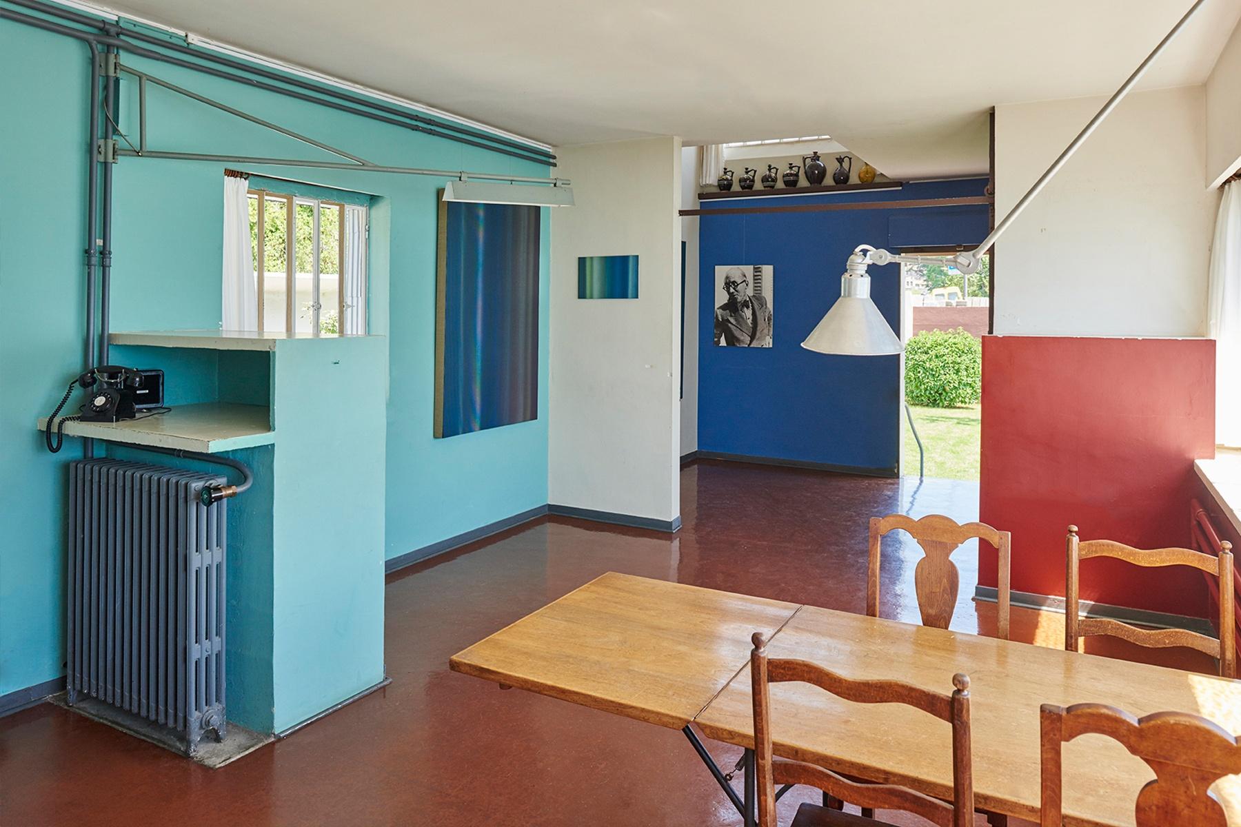 Villa 171 Le Lac 187 Le Corbusier